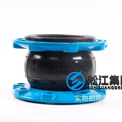 QT450球墨法兰脱硫管道软连接
