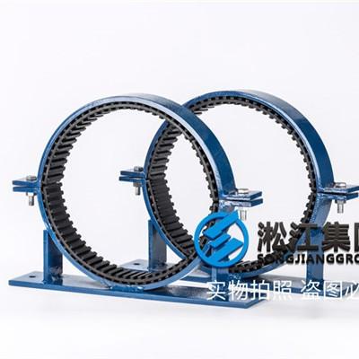 GJ型管道管夹橡胶减震器