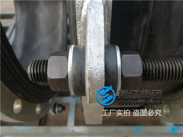 成套供水设备DN600橡胶弹性接头项目开发